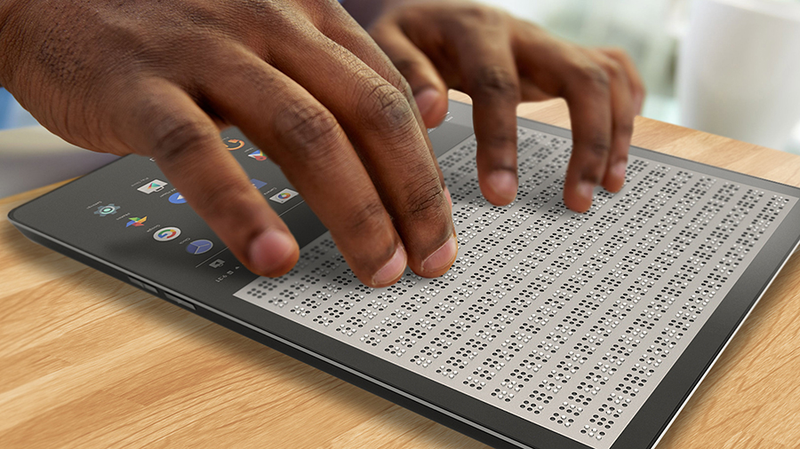 technology for visually impaired